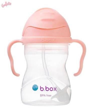 B.BOX Innowacyjny bidon ze słomką Tutti Frutti 6m