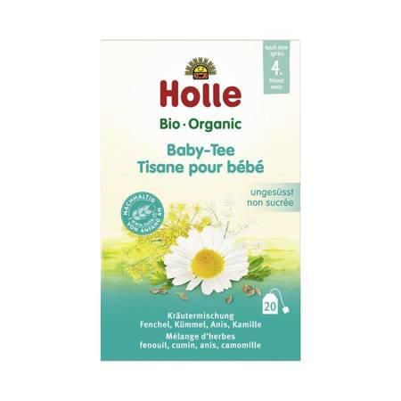 Herbatka dla dzieci i niemowląt Ziołowa 4m+ Bio Holle