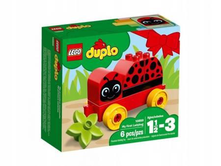 KLOCKI LEGO 10859 Duplo Moja pierwsza biedronka