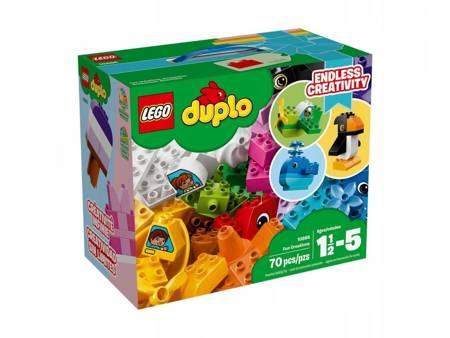 KLOCKI LEGO 10865 Duplo Wyjątkowe budowle