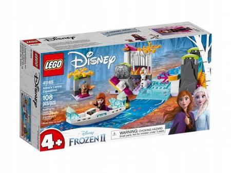 KLOCKI LEGO 41165 Disney Spływ kajakowy Anny