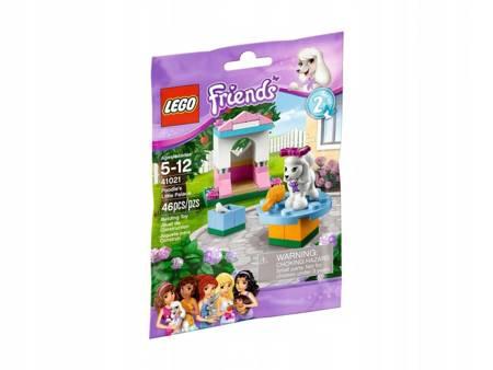 Klocki LEGO 41021 Friends Pałacyk pudla