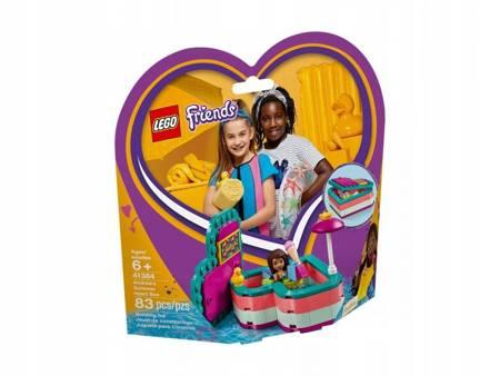Klocki LEGO 41384 Friends Pudełko przyjaźni Andrei