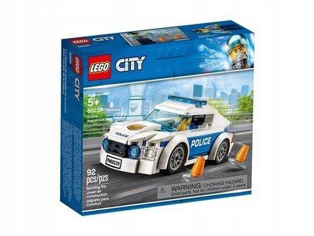 Klocki LEGO 60239 City Samochód policyjny