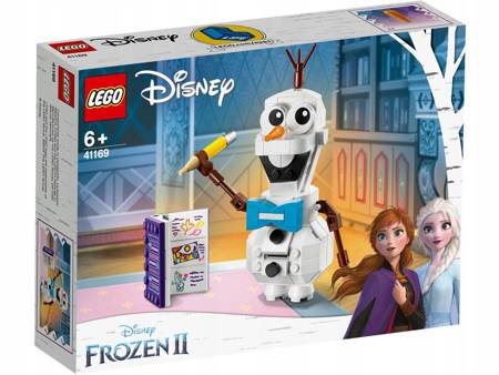 Klocki LEGO Disney Frozen Olaf 41169