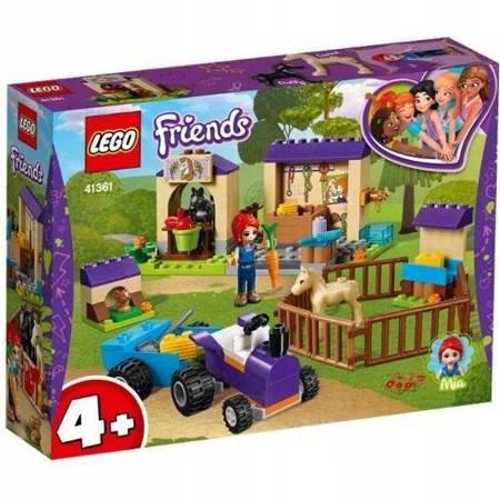 Klocki Lego 41361 Friends Stajnia ze źrebakami