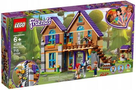 Klocki Lego Friends Dom Mii 41369 715 el.