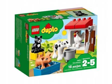 LEGO 10870 Duplo Zwierzątka hodowlane