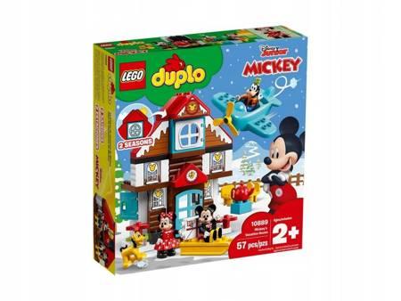 LEGO 10889 Duplo Domek wakacyjny Mikiego