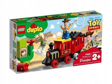LEGO 10894 Duplo Pociąg z Toy Story
