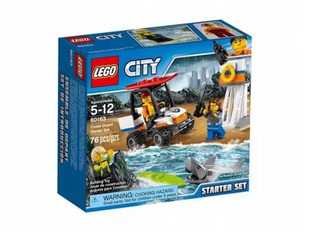 LEGO 60163 City Straż przybrzeżna - zestaw startow