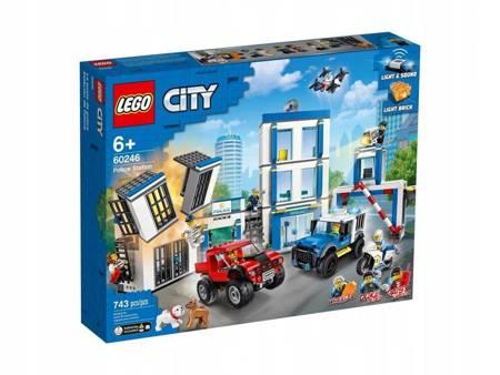 LEGO 60246 City Posterunek policji