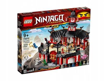 LEGO 70670 Ninjago Klasztor Spinjitzu