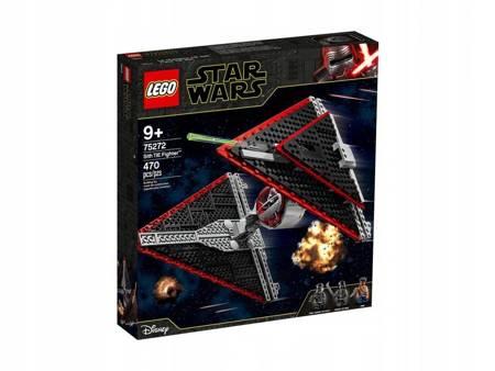 LEGO 75272 Star Wars Myśliwiec TIE Sithów