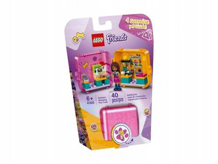 LEGO FRIENDS Kostka Andrei do zabawy w sklep 41405