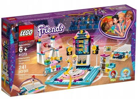 LEGO FRIENDS Występ gimnastyczny Stephanie 41372
