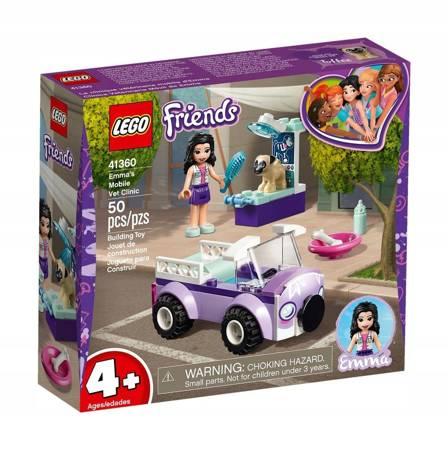 LEGO Friends 41360 Mobilna klinika weterynaryjna