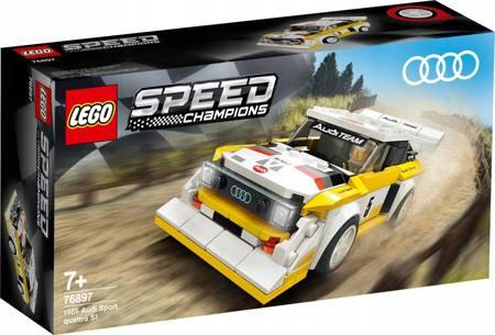 Lego 1985 Audi Sport quattro S1 76897