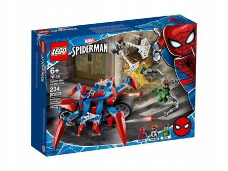 Lego Super Heroes Spider-Man kontra Doc Ock 76148